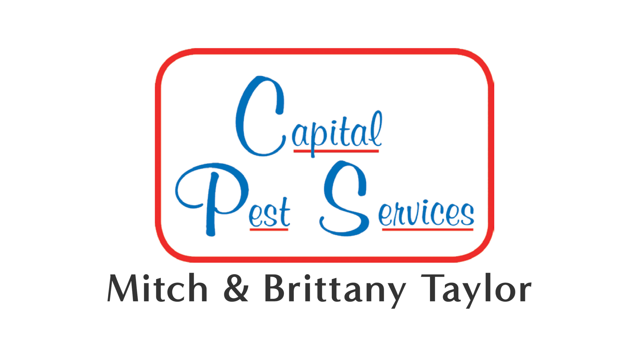 Capital Pest Services - Mitch & Brittany Taylor